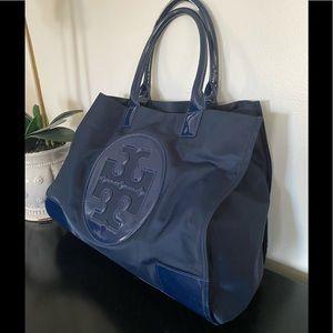 Tory Burch blue bag